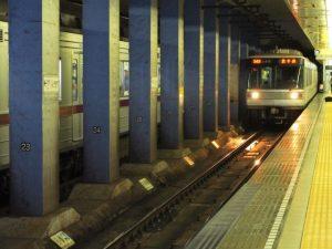 全国の主要地下鉄は独自のサービスでWi-Fi接続可能